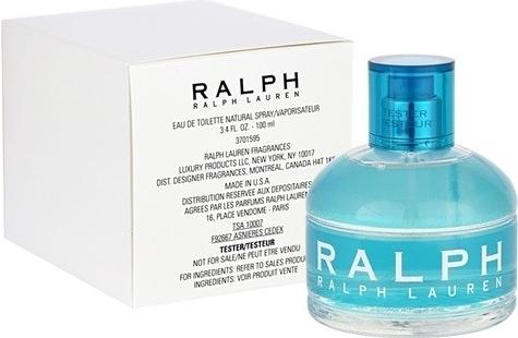 Ralph Lauren Ralph, Toaletní voda - Tester, 100ml, Dámska vôňa, + AKCE: dárek zdarma