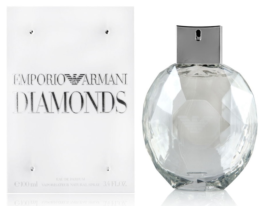 Giorgio Armani Emporio Diamonds Woman, Parfémovaná voda, 100ml, Dámska vôňa, + AKCE: dárek zdarma