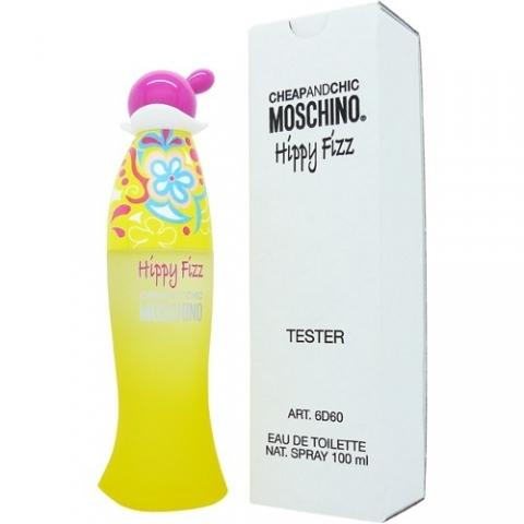 Moschino Hippy Fizz, Toaletní voda - Tester, 100ml, Dámska vôňa, + AKCE: dárek zdarma