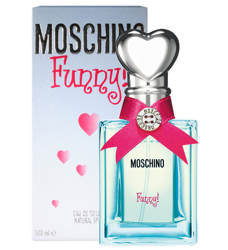 Moschino Funny, Toaletní voda, 100ml, Dámska vôňa, + AKCE: dárek zdarma