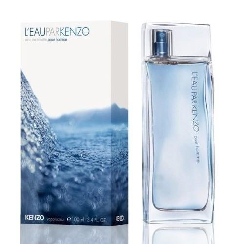 Kenzo L´eau par Kenzo pour Homme, Toaletní voda, 100ml, Pánska vôňa, + AKCE: dárek zdarma