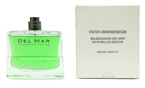 Hugo Boss Baldessarini Del Mar Seychelles, Toaletní voda - Tester, 90ml, Pánska vôňa, + AKCE: dárek zdarma