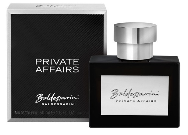 Hugo Boss Baldessarini Private Affairs, Toaletní voda, 50ml, Pánska vôňa, + AKCE: dárek zdarma