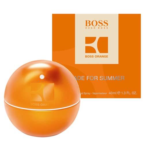 Hugo Boss Orange Made for Summer, Toaletní voda, 40ml, Pánska vôňa, + AKCE: dárek zdarma