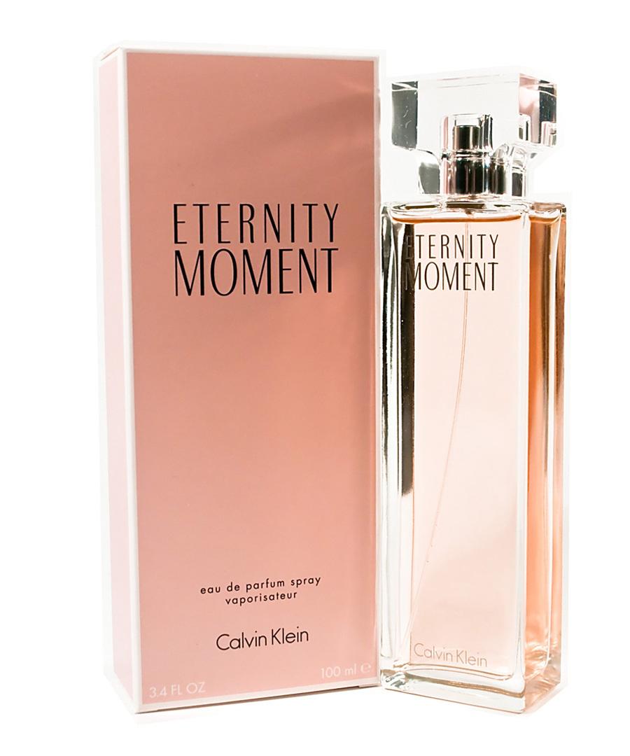 Calvin Klein Eternity Moment, Parfémovaná voda, 100ml, Dámska vôňa, + AKCE: dárek zdarma