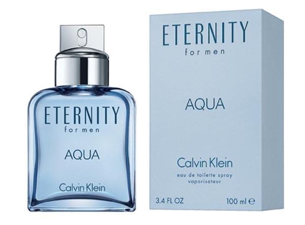 Calvin Klein Eternity Aqua, Toaletní voda, 100ml, Pánska vôňa, + AKCE: dárek zdarma