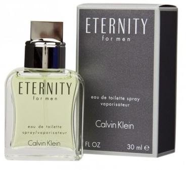 Calvin Klein Eternity for Men, Toaletní voda, 30ml, Pánska vôňa, + AKCE: dárek zdarma