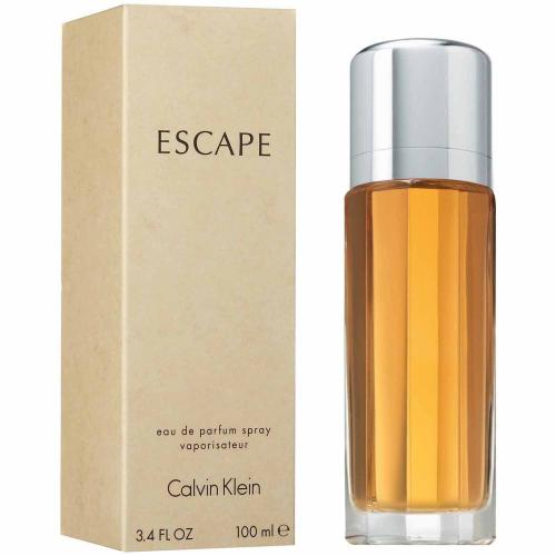 Calvin Klein Escape, Parfémovaná voda, 100ml, Dámska vôňa, + AKCE: dárek zdarma