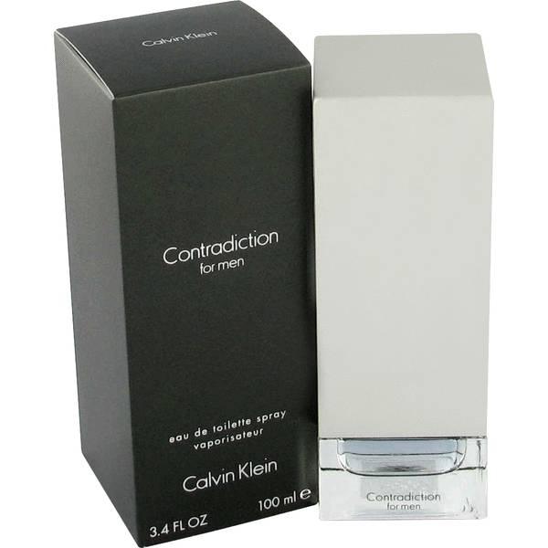 Calvin Klein Contradiction for Men, Toaletní voda, 100ml, Pánska vôňa, + AKCE: dárek zdarma