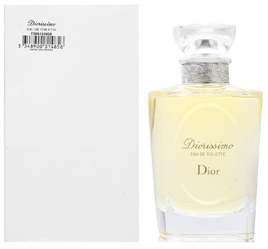 Christian Dior Diorissimo, Toaletní voda - Tester, 100ml, Dámska vôňa, + AKCE: dárek zdarma