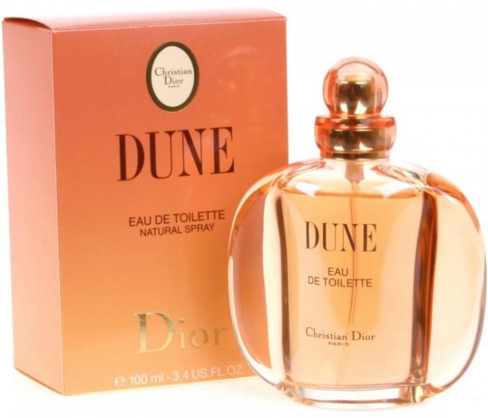 Christian Dior Dune, Toaletní voda, 100ml, Dámska vôňa, + AKCE: dárek zdarma