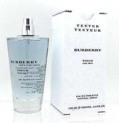 Burberry Touch for Men, Toaletní voda - Tester, 100ml, Pánska vôňa, + AKCE: dárek zdarma