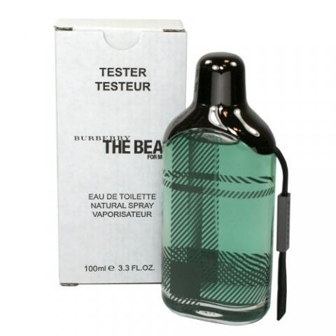 Burberry The Beat for Men, Toaletní voda - Tester, 100ml, Pánska vôňa, + AKCE: dárek zdarma