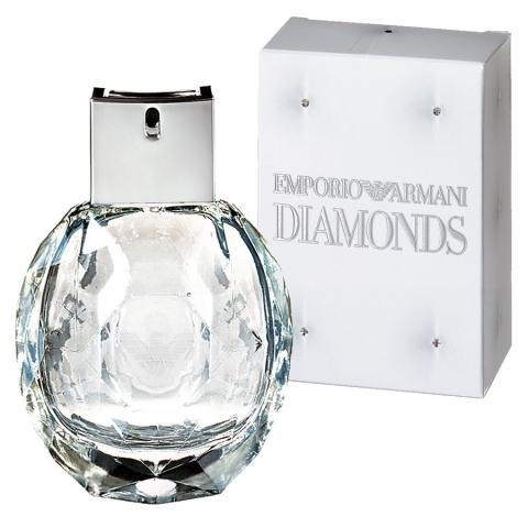 Giorgio Armani Diamonds, Parfémovaná voda, 50ml, + AKCE: dárek zdarma