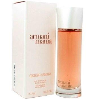 Giorgio Armani Mania for Woman, Parfémovaná voda, 50ml, Dámska vôňa, + AKCE: dárek zdarma