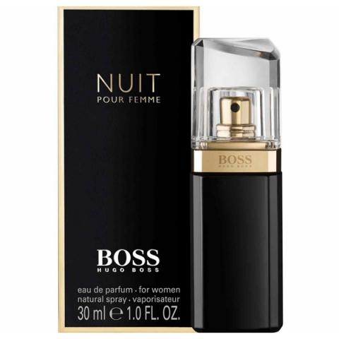 Hugo Boss Nuit Pour Femme, Parfémovaná voda, 30ml, Dámska vôňa, + AKCE: dárek zdarma