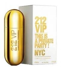 Carolina Herrera 212 VIP, Parfémovaná voda, 50ml, Dámska vôňa, + AKCE: dárek zdarma