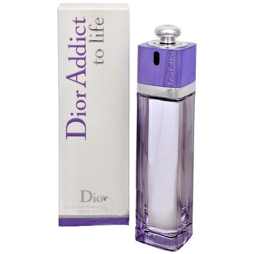 Christian Dior Addict To Life, Toaletní voda, 100ml, Dámska vůně, + AKCE: dárek zdarma