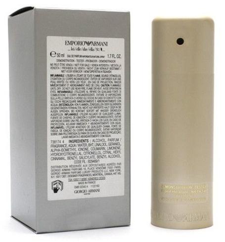 Giorgio Armani Emporio She, Parfémovaná voda - Tester, 50ml, Dámska vôňa, + AKCE: dárek zdarma