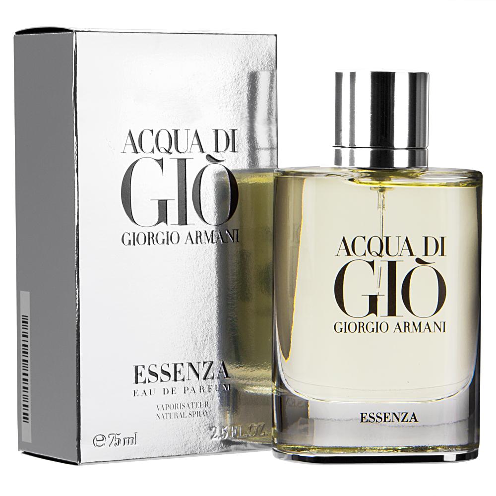 Giorgio Armani Acqua Di Gio Essenza, Parfémovaná voda, 75ml, Pánska vôňa, + AKCE: dárek zdarma