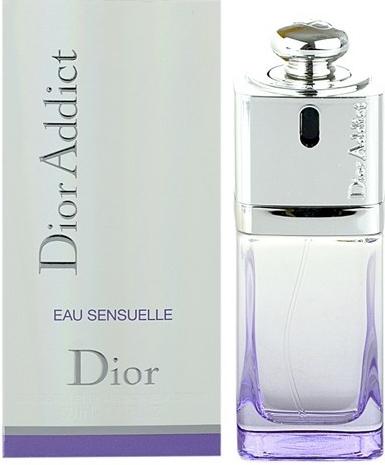 Christian Dior Addict Eau Sensuelle, Toaletní voda, 20ml, Dámska vôňa, + AKCE: dárek zdarma