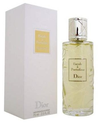 Christian Dior Escale a Portofino, Toaletní voda, 75ml, Dámska vôňa, + AKCE: dárek zdarma