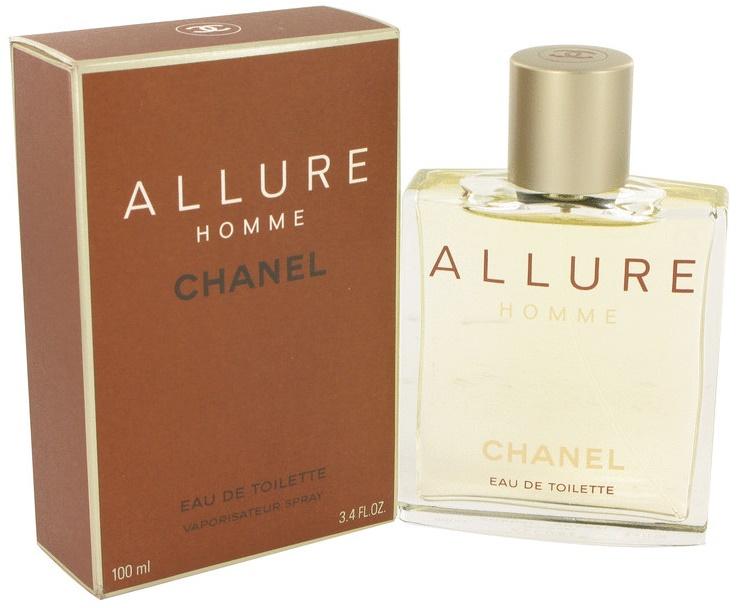 Chanel Allure Homme, Toaletní voda, 100ml, Pánska vôňa, + AKCE: dárek zdarma