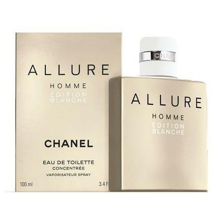 Chanel Allure Homme Edition Blanche, Toaletní voda, 100ml, Pánska vôňa, + AKCE: dárek zdarma