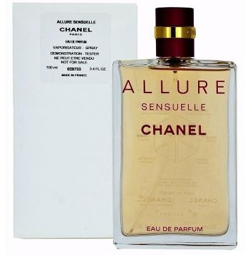 Chanel Allure Sensuelle, Parfémovaná voda - Tester, 100ml, Dámska vôňa, + AKCE: dárek zdarma