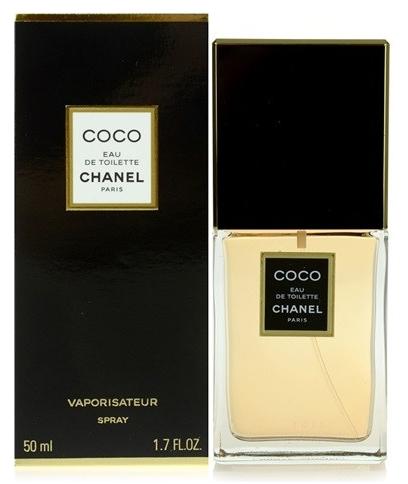 Chanel Coco, Toaletní voda, 50ml, Dámska vôňa, + AKCE: dárek zdarma