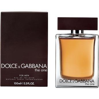 Dolce & Gabbana The One for Men, Toaletní voda, 100ml, Pánska vôňa, + AKCE: dárek zdarma