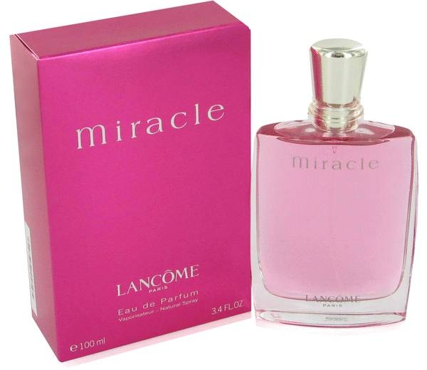 Lancome Miracle, Parfémovaná voda, 100ml, Dámska vôňa, + AKCE: dárek zdarma