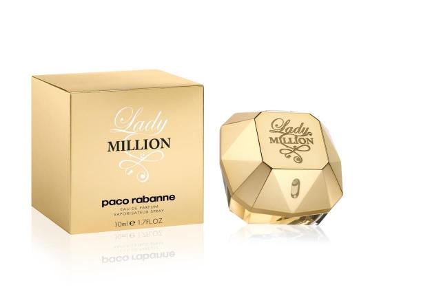Paco Rabanne Lady Million, Parfémovaná voda, 30ml, Dámska vôňa, + AKCE: dárek zdarma