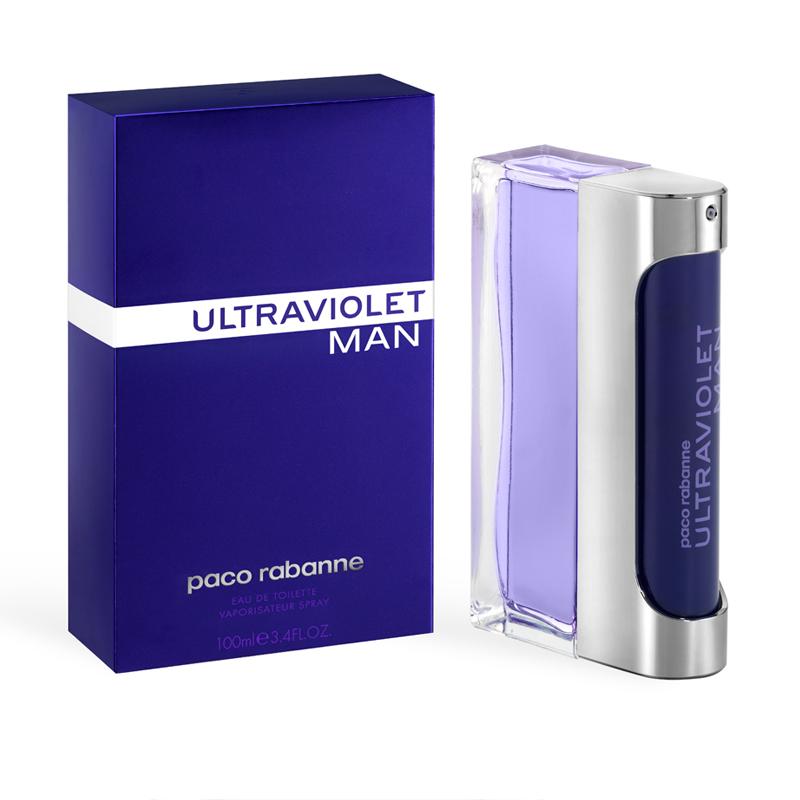 Paco Rabanne Ultraviolet Man, Toaletní voda, 100ml, Pánska vôňa, + AKCE: dárek zdarma