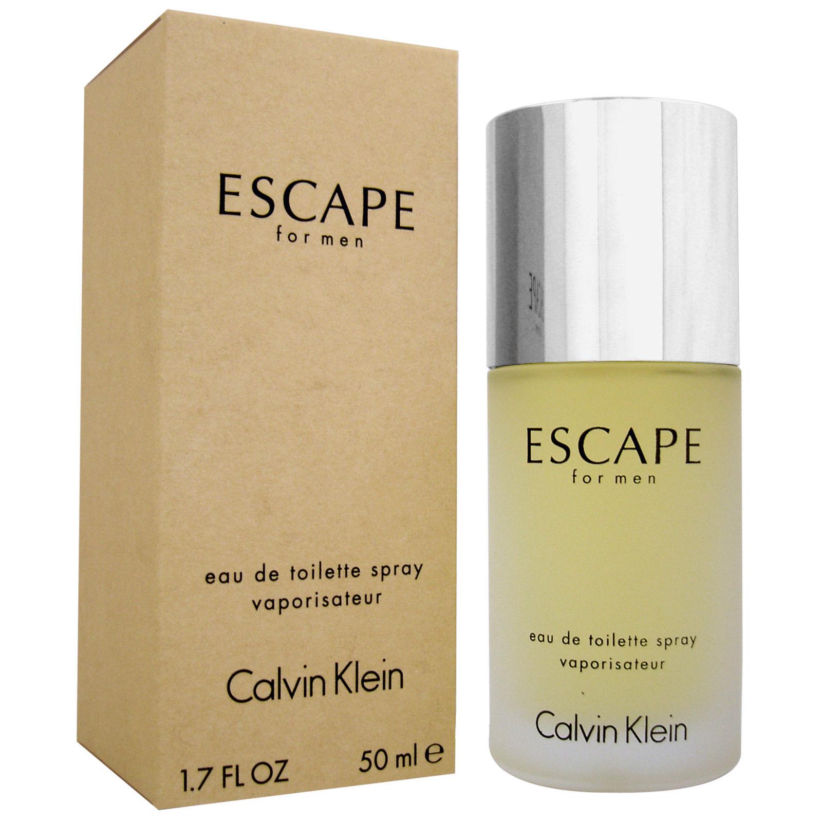 Calvin Klein Escape for Men, Toaletní voda, 50ml, Pánska vôňa, + AKCE: dárek zdarma