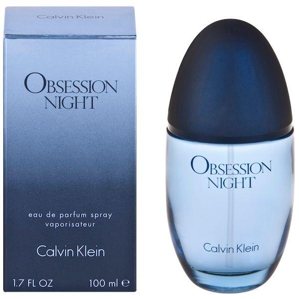 Calvin Klein Obsession Night for Woman, Parfémovaná voda, 100ml, Dámska vôňa, + AKCE: dárek zdarma