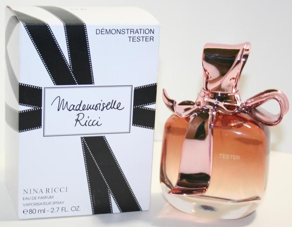 Nina Ricci Mademoiselle Ricci, Parfémovaná voda - Tester, 80ml, Dámska vôňa, + AKCE: dárek zdarma