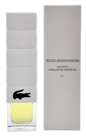Lacoste Challenge Refresh, Toaletní voda - Tester, 90ml, Pánska vôňa, + AKCE: dárek zdarma