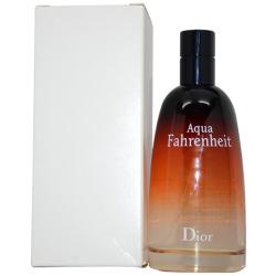 Christian Dior Aqua Fahrenheit, Toaletní voda - Tester, 125ml, Pánska vôňa, + AKCE: dárek zdarma