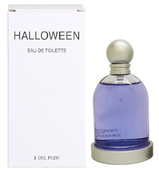 Jesus Del Pozo Halloween, Toaletní voda - Tester, 100ml, Dámská vůně, + AKCE: dárek zdarma