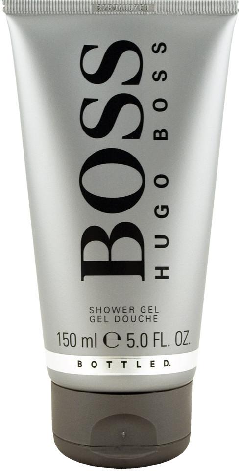 Hugo Boss No.6 Bottled, Sprchový gel, 150ml, Pánska vôňa, + AKCE: dárek zdarma