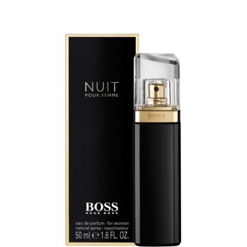 Hugo Boss Nuit Pour Femme, Parfémovaná voda, 50ml, Dámska vôňa, + AKCE: dárek zdarma
