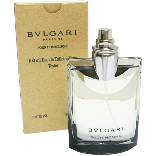 Bvlgari pour Homme Soir, Toaletní voda - Tester, 100ml, Pánska vôňa, + AKCE: dárek zdarma