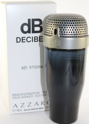 Azzaro Decibel, Toaletní voda - Tester, 100ml, Pánska vôňa, + AKCE: dárek zdarma