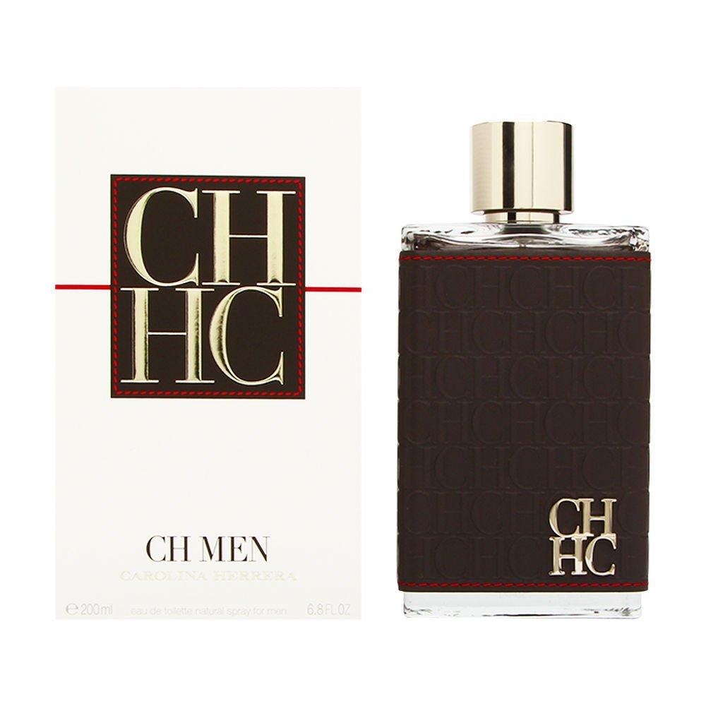 Carolina Herrera CH for Men, Toaletní voda, 200ml, Pánska vôňa, + AKCE: dárek zdarma