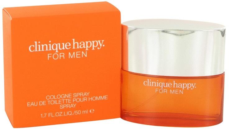 Clinique Happy for Men, Toaletní voda, 50ml, Pánska vôňa, + AKCE: dárek zdarma