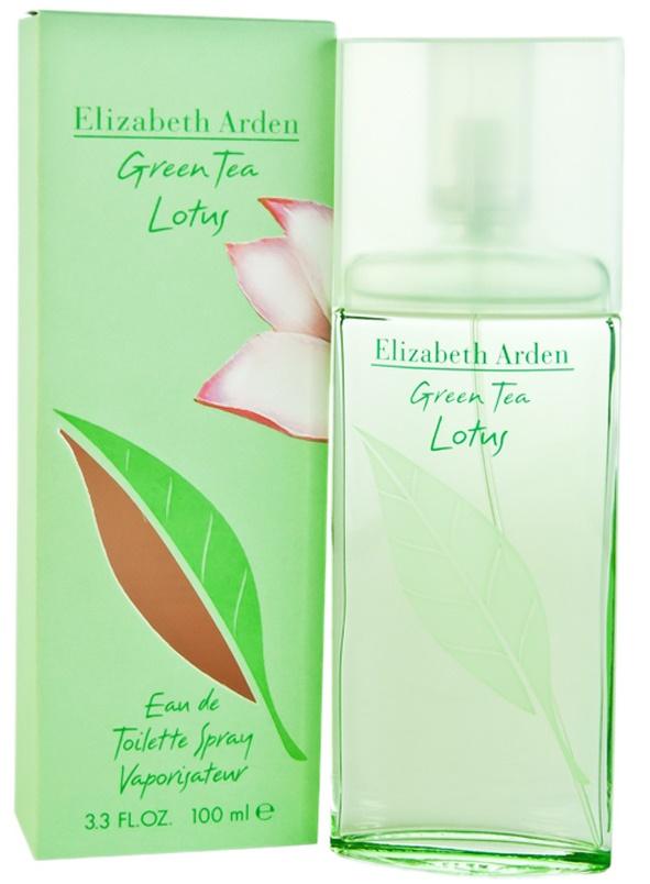 Elizabeth Arden Green Tea Lotus, Toaletní voda, 100ml, Dámska vůně, + AKCE: dárek zdarma
