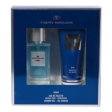 Tom Tailor Est. 1962 Man, Dárková sada, toaletná voda 30ml + sprchový gel 75ml, + AKCE: dárek zdarma