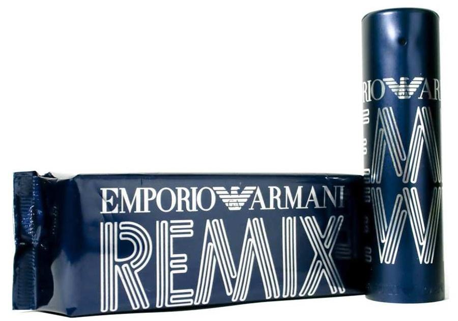 Giorgio Armani Emporio Remix He, Toaletní voda, 30ml, Pánska vôňa, + AKCE: dárek zdarma
