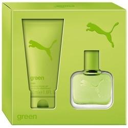 Puma Green Man, Dárková sada, toaletní voda 25ml + sprchový gel 50ml, Pánska vôňa, + AKCE: dárek zdarma